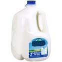 Store Brand 2% Milk 1 Gallon