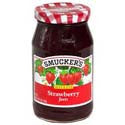Smuckers Jam Strawberry Seedless