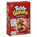 Nabisco Teddy Grahams Cinnamon
