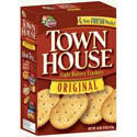 Keebler Town House Crackers Original