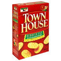 Keebler Town House Crackers Reduced Fat