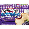 Smucker's Uncrustable Peanut Butter & Grape Jelly 4ct