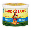 Land O Lakes Whipped Butter 8oz
