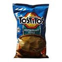 Tostitos Tortilla Chips Restaurant Style White Corn 12oz