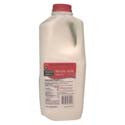 Store Brand Whole Milk 1/2 gal