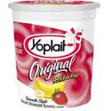 Yoplait Original Yogurt 99% Fat Free Strawberry Banana 6oz
