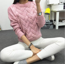 Ladies Woollen Jumper