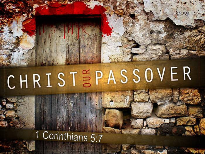 CHRIST THE PASSOVER LAMB