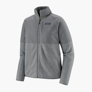 Men's Lightweight Better Sweater Shelled Jacket - Feather Grey
