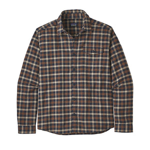 Men's Lightweight Fjord Flannel - Instinct New Navy