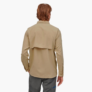 Men's Long Sleeve Sol Patrol II Shirt - El Cap Khaki