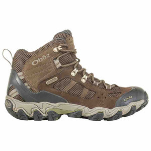 Oboz Men's Bridger Vent Mid Dry - Slate
