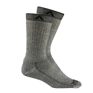 Wigwam Merino Comfort Hiker Sock 2 Pack - Black