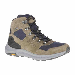 Merrell Men's Ontario 85 Mid Waterproof - Olive
