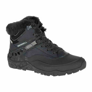 Merrell Women's Aurora 6 Ice+ Waterproof - Black
