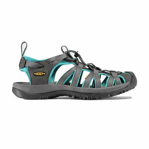 Keen Women's Whisper Sandal - Dark Shadow