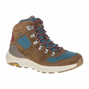 Merrell Women's Ontario 85 Mid Waterproof - Dragonfly
