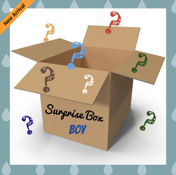 Surprise Box for Boy