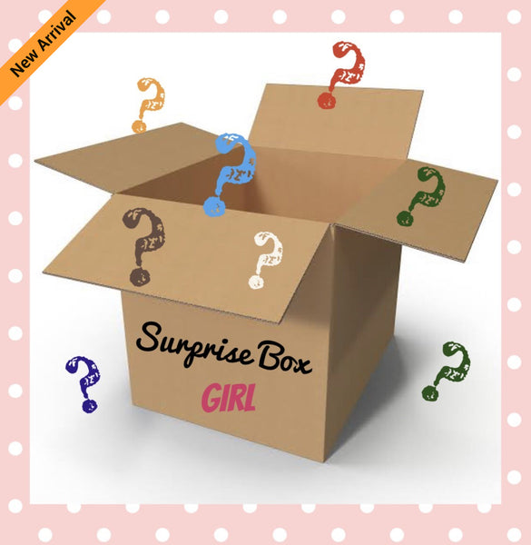 Surprise Box for Girl