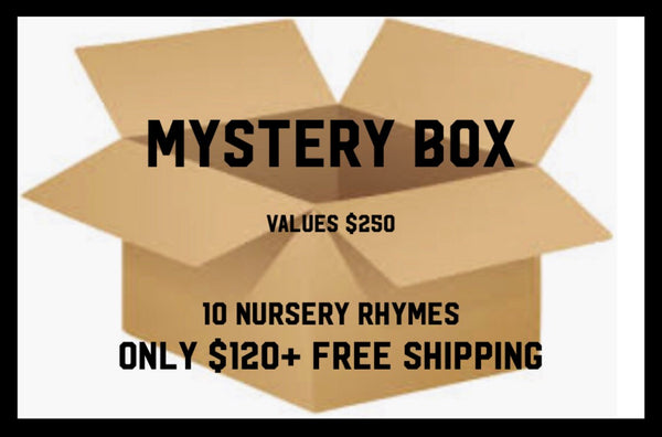 Mystery Box - Nursery Rhymes - JustRead.com.au