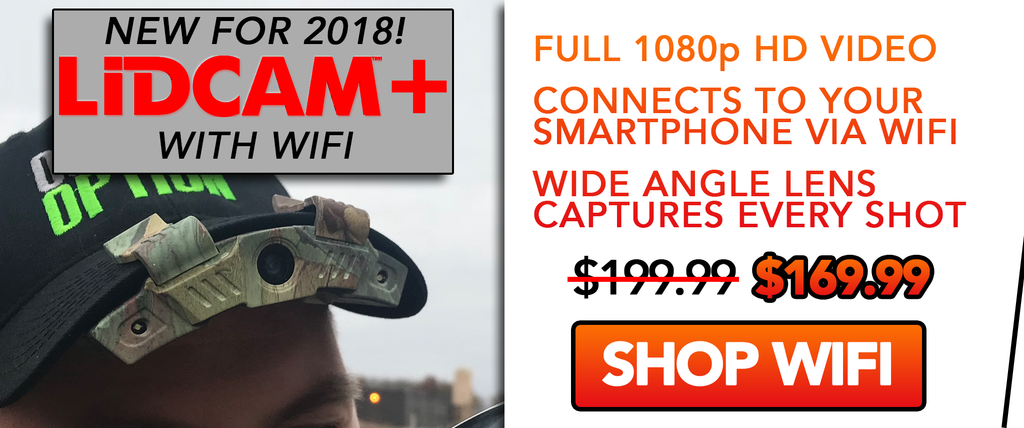 Lidcam+ With Wifi