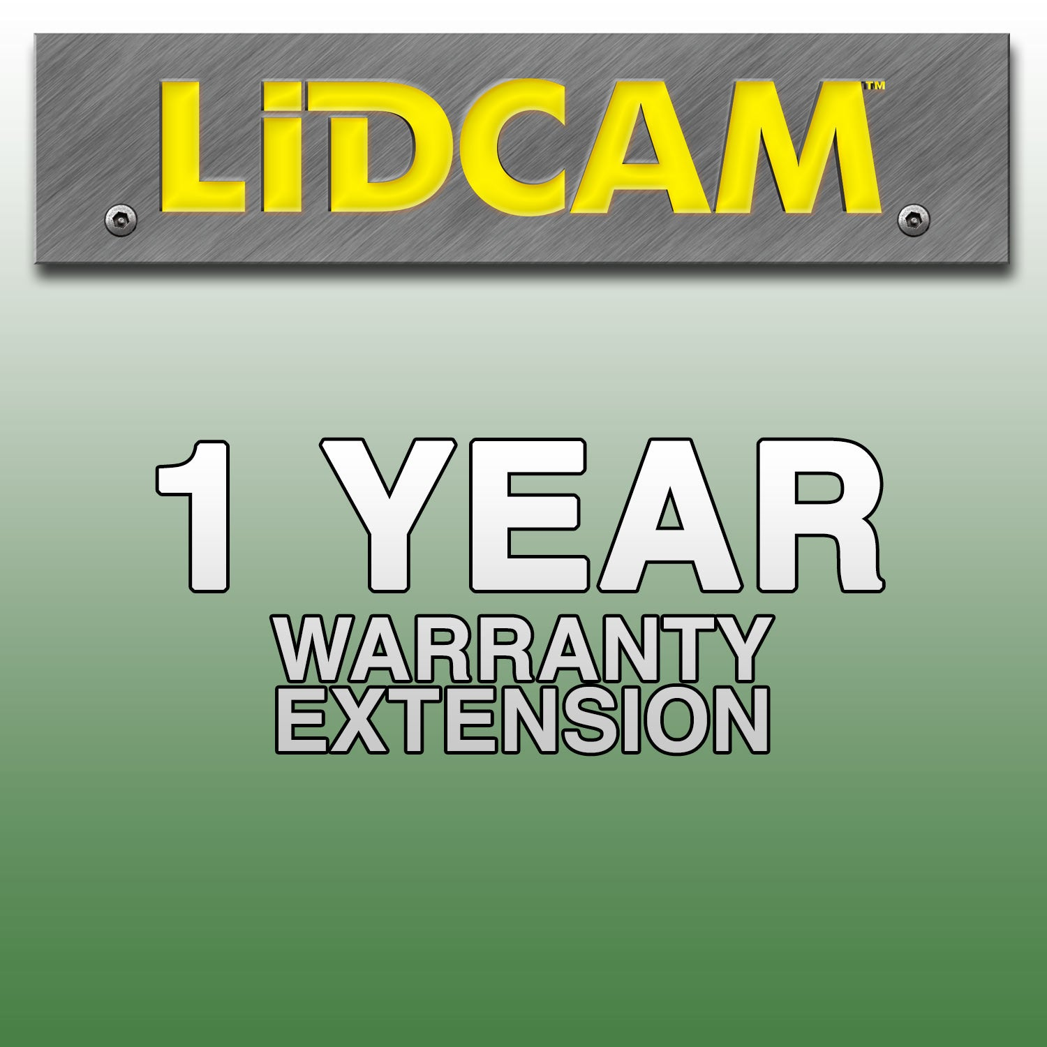 1 Year Warranty Extension