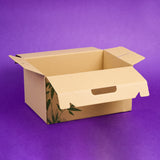 Lunch Box Cardboard (Big)