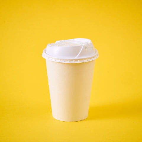 Lid Cup White