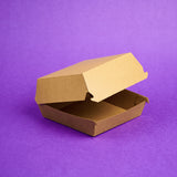 Burger Box Carboard