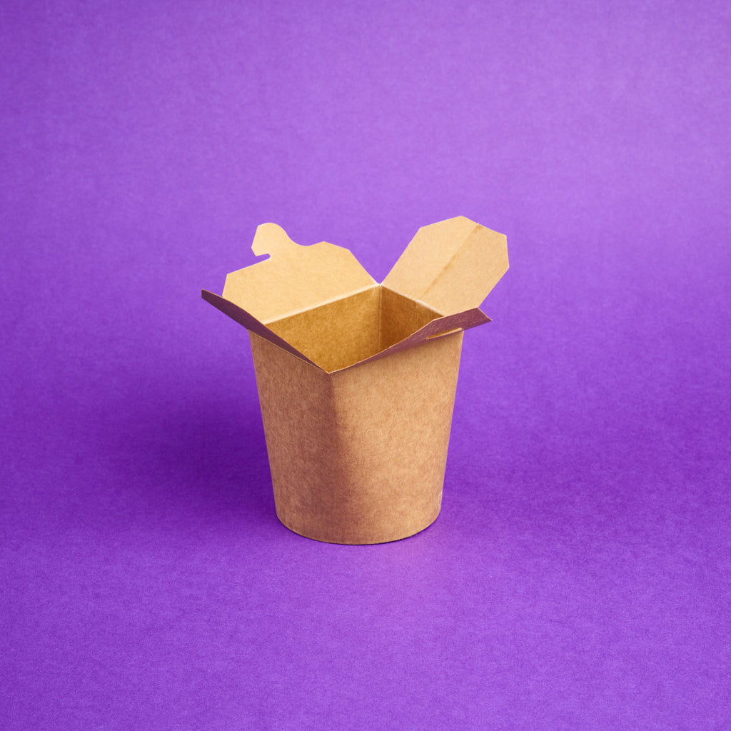 Pasta Box Brown (Small)