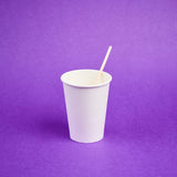 Cup Cardboard White