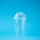 Transparent Lid Cup Dome (Big)