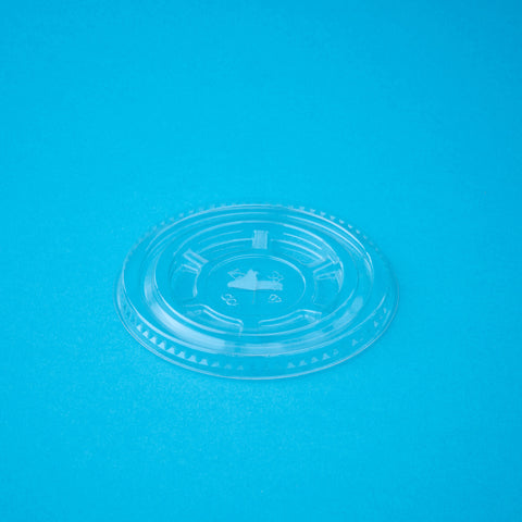 Transparent Lid Cup