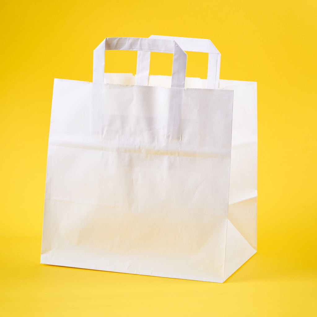 Bag Kraft White