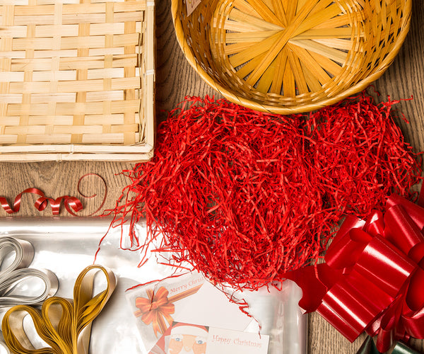 How To Wrap A Perfect Basket Every time