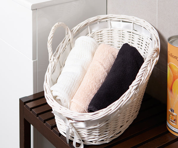 10 Ways To Use A Basket At Home