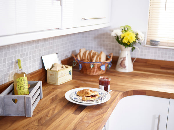 Handy Kitchen Counter-top Storage Solutions