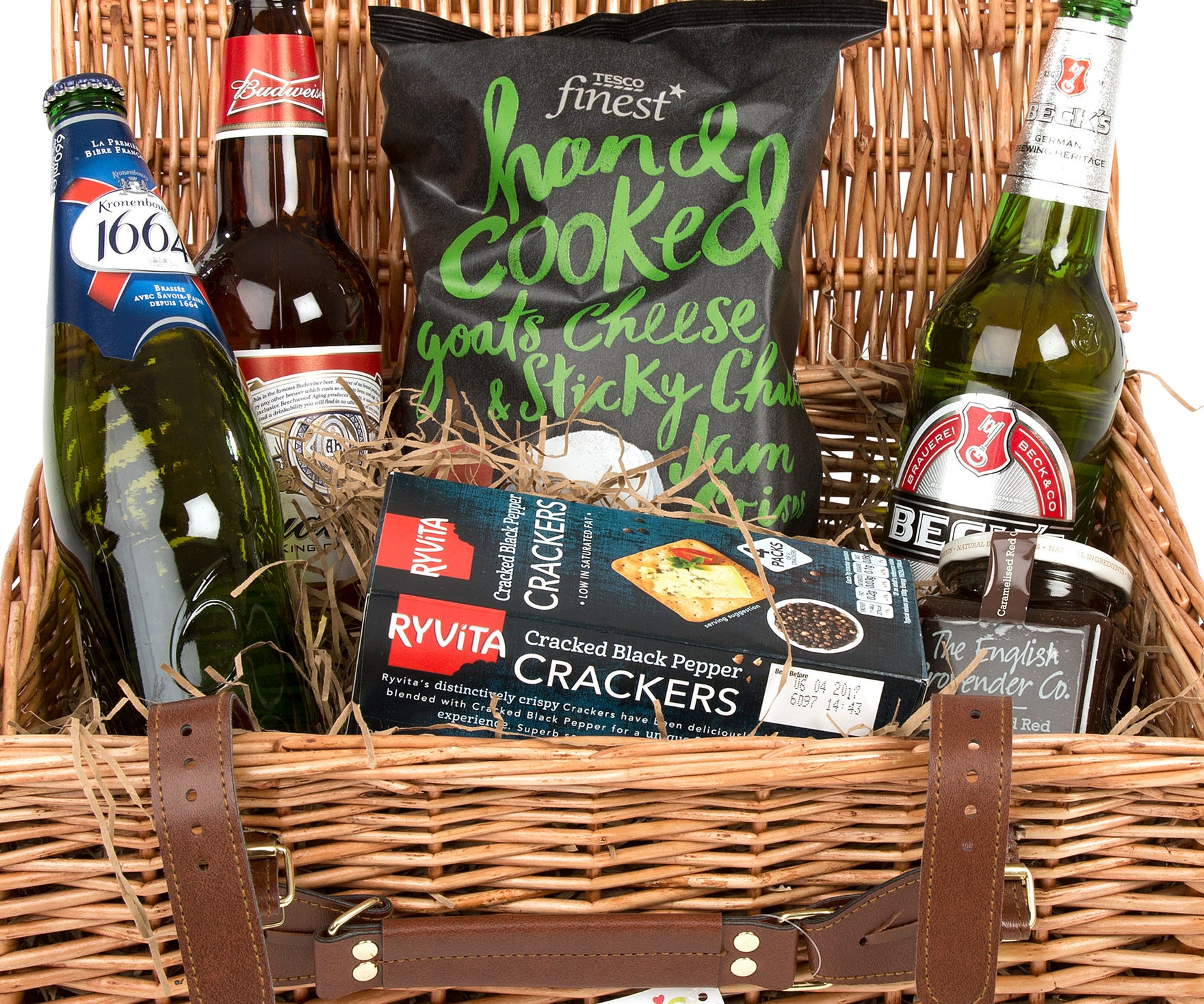 Gift Baskets for Him on Every Budget