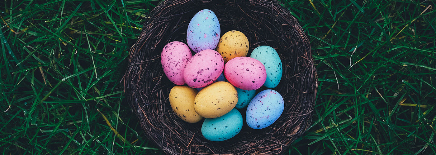 4 easter egg hunt ideas for kids adults your gift basket searching for inspiration for new and quirky ideas for your easter egg hunt take a look below for our top collated ideas for you to have a crack at negle Gallery