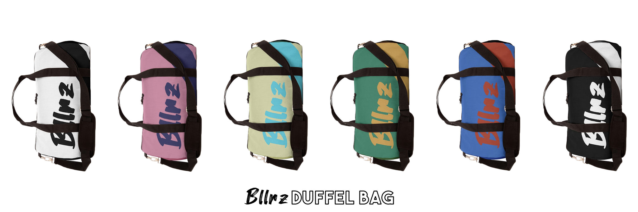 New Release The: Bllrz Duffel