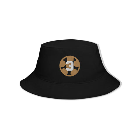 Goals 3-Peat Bucket Hat by Squared Limited