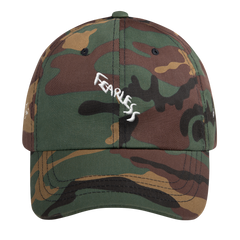 Freedom X No Fear Fearless Cap Camo
