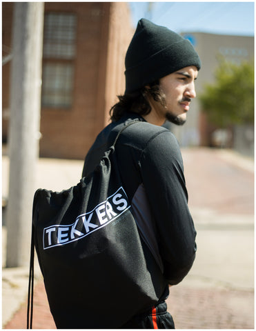 Tekkers Drawstring Bag