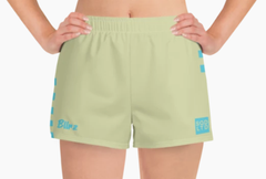 Bllrz Women's Athletic Shorts LmnIce
