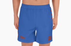 Bllrz Men's Athletic Shorts RayMn
