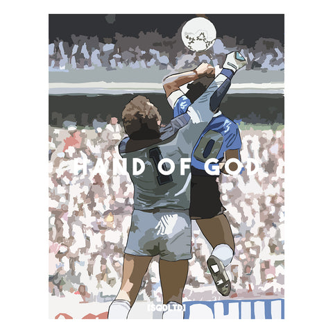 Maradona Hand of God
