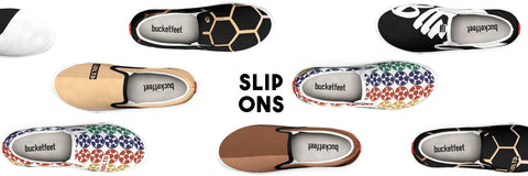 Squared Limited Slip Ons 3