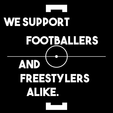 We Support Footballers