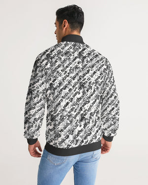 SQD Men's Track Jacket Camo Lite by Squared Limited