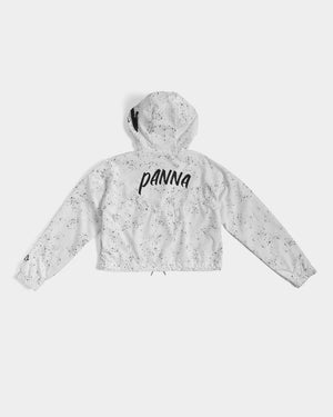 Panna 1v1 Women's Cropped Windbreaker by Squared Limited